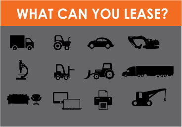 WHAT CAN YOU LEASE
